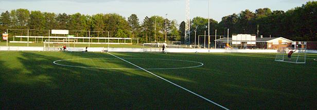 AJC - KVV voetbalveld kunstgras